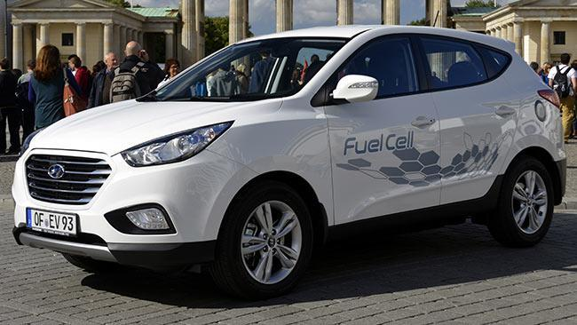 Hyundai ix35 Fuel Cell review | first drive