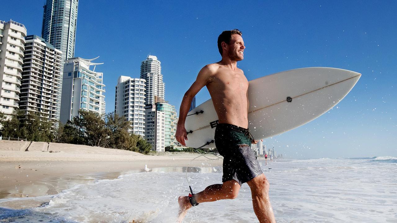 Olympic athlete Courtney Atkinson is Queensland's ambassador. Picture: Luke Marsden.