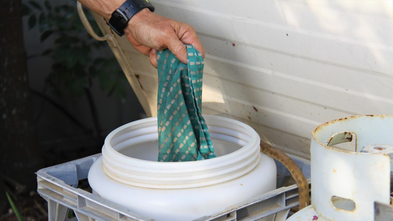 How To Wash Clothes While Camping Brilliant Laundry Hack
