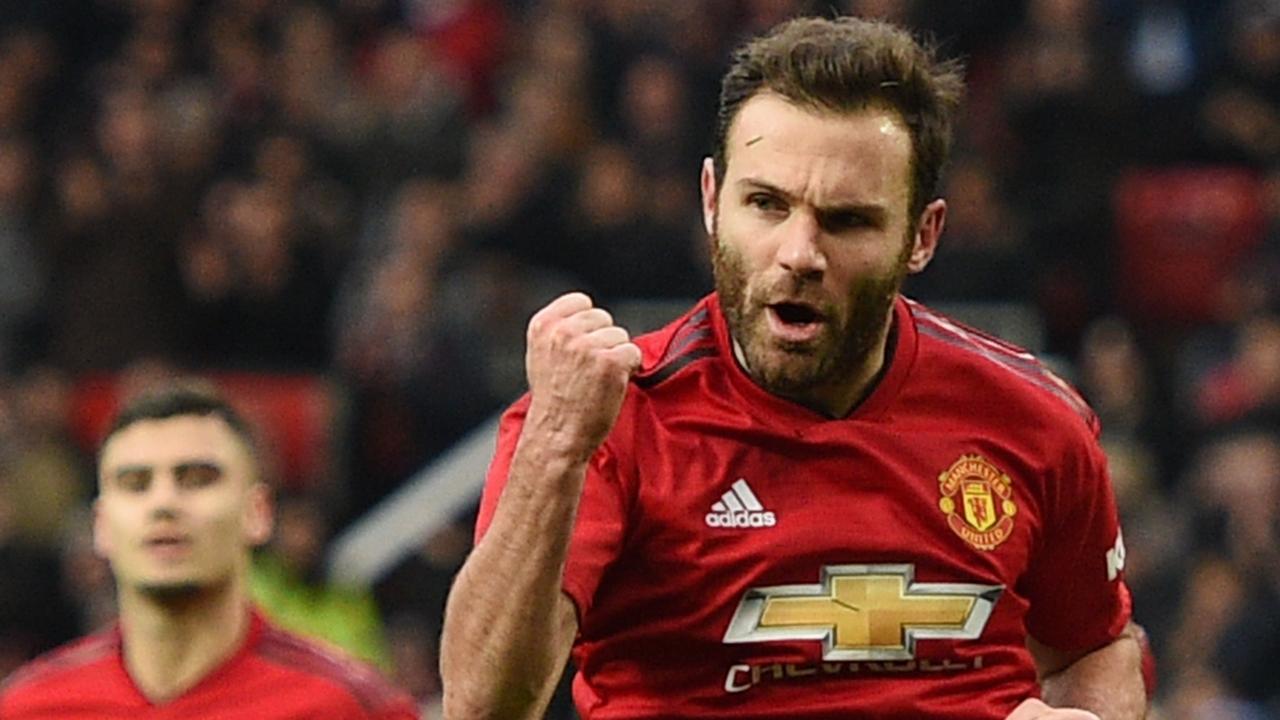 Juan Mata has sealed a new deal at Manchester United.