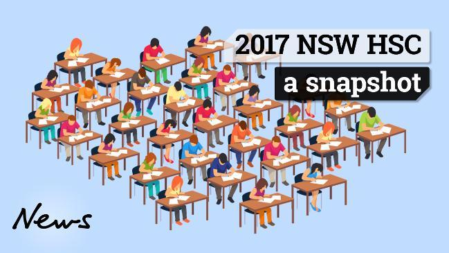 2017 NSW HSC results: a snapshot
