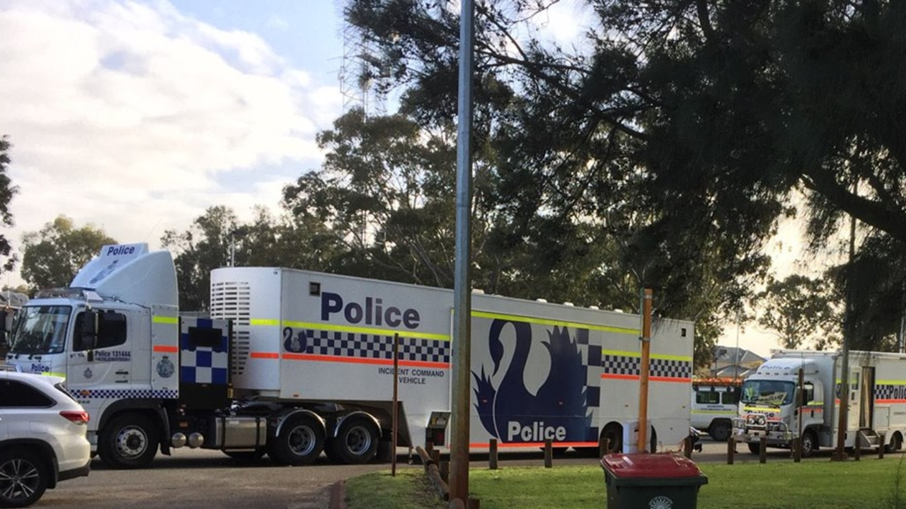 Tragically, police divers have recovered the body of a teenage boy from the Swan River at Maylands overnight. Source: WA Police Force/ Facebook.