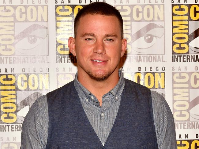 Channing Tatum says he loved pranking his co star as they wrapped 'Kingsman: The Secret Service'. Picture: Dia Dipasupil/Getty Images