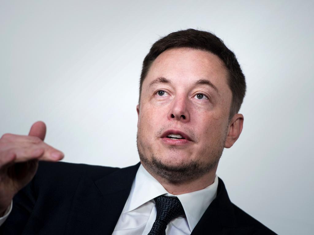 Elon Musk has been a vocal critic of bitcoin's energy consumption. / AFP PHOTO / Brendan Smialowski