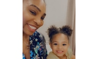 Serena Williams and daughter Alexis' first fashion shoot