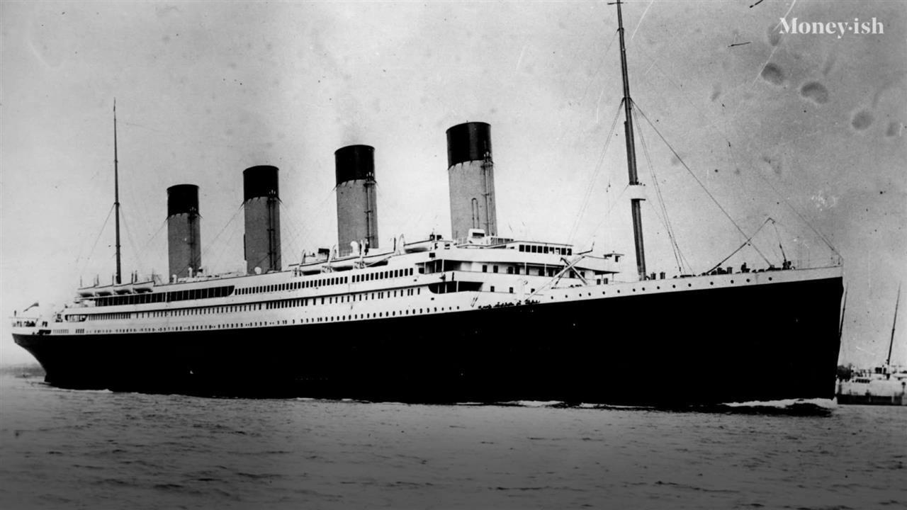 Explore the shipwrecked Titanic for $105,000