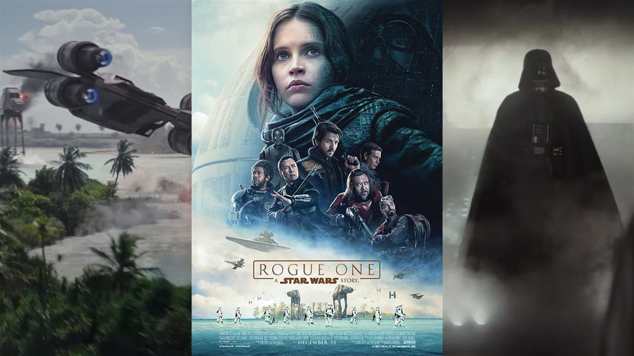 Final Trailer: 'Rogue One: A Star Wars Story'