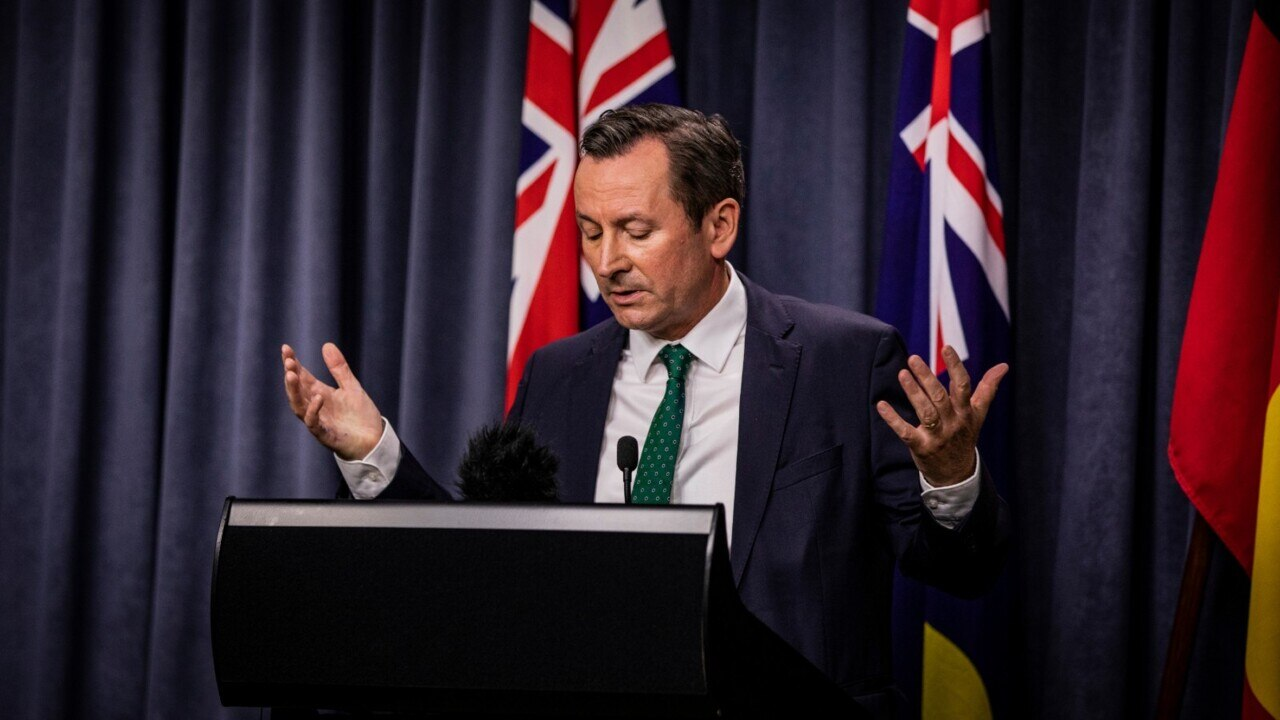 McGowan introduces 'interim restrictions' until Saturday