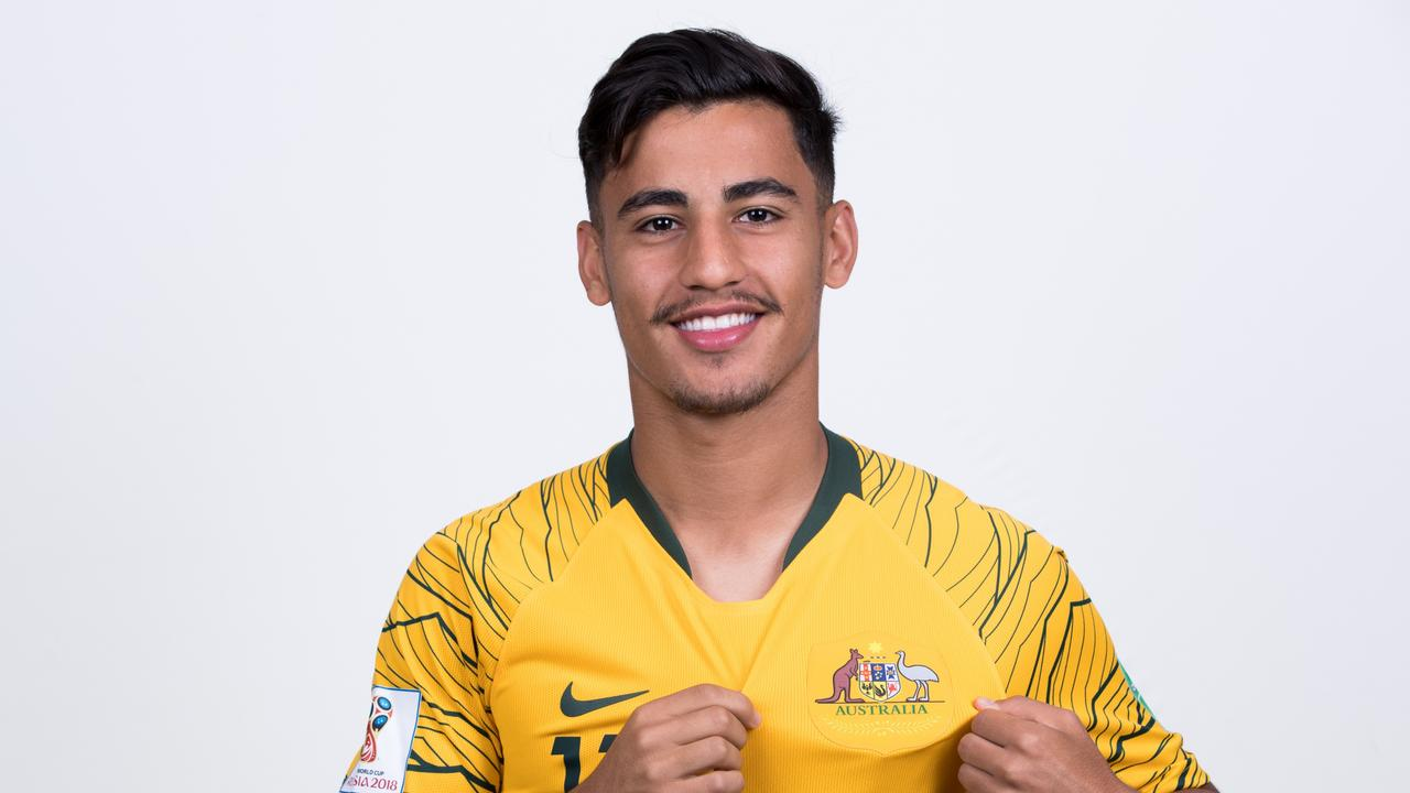 Daniel Arzani's return from injury gives the Olyroos a boost