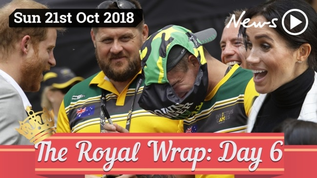 Royal Tour Wrap: Day Six