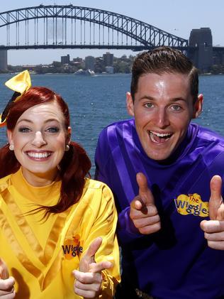 Emma Watkins and Lachlan Gillespie.