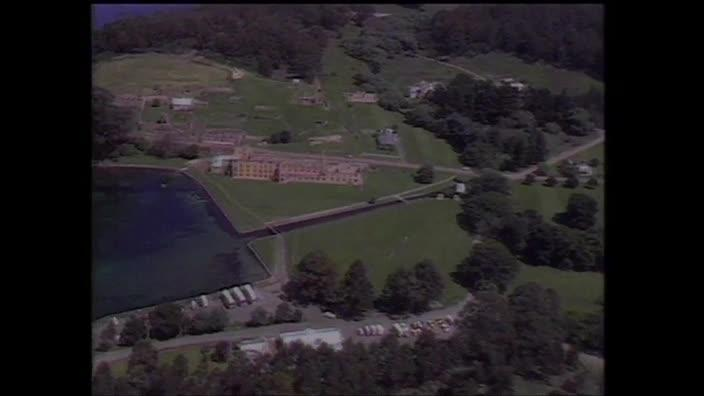 1996: Port Arthur massacre