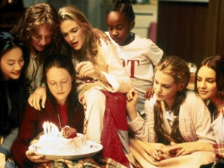 In 1995, the incredible book series was transformed into a film. Image: The Baby-Sitters Club Columbia Pictures.