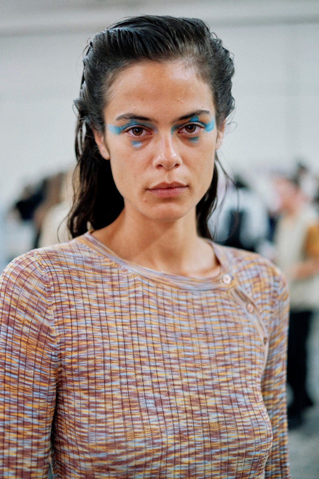Euphoria! 8 make-up looks from New York Fashion Week inspired by the hit show