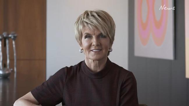 Julie Bishop announced as next Chancellor of ANU