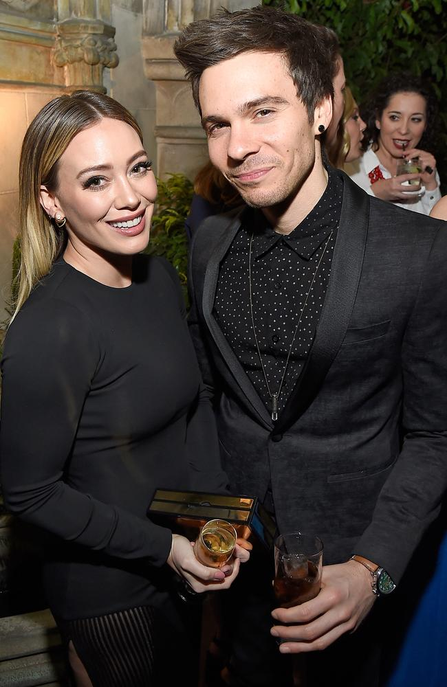 The couple welcomed daughter Banks late last year. Picture: Matt Winkelmeyer/Getty Images