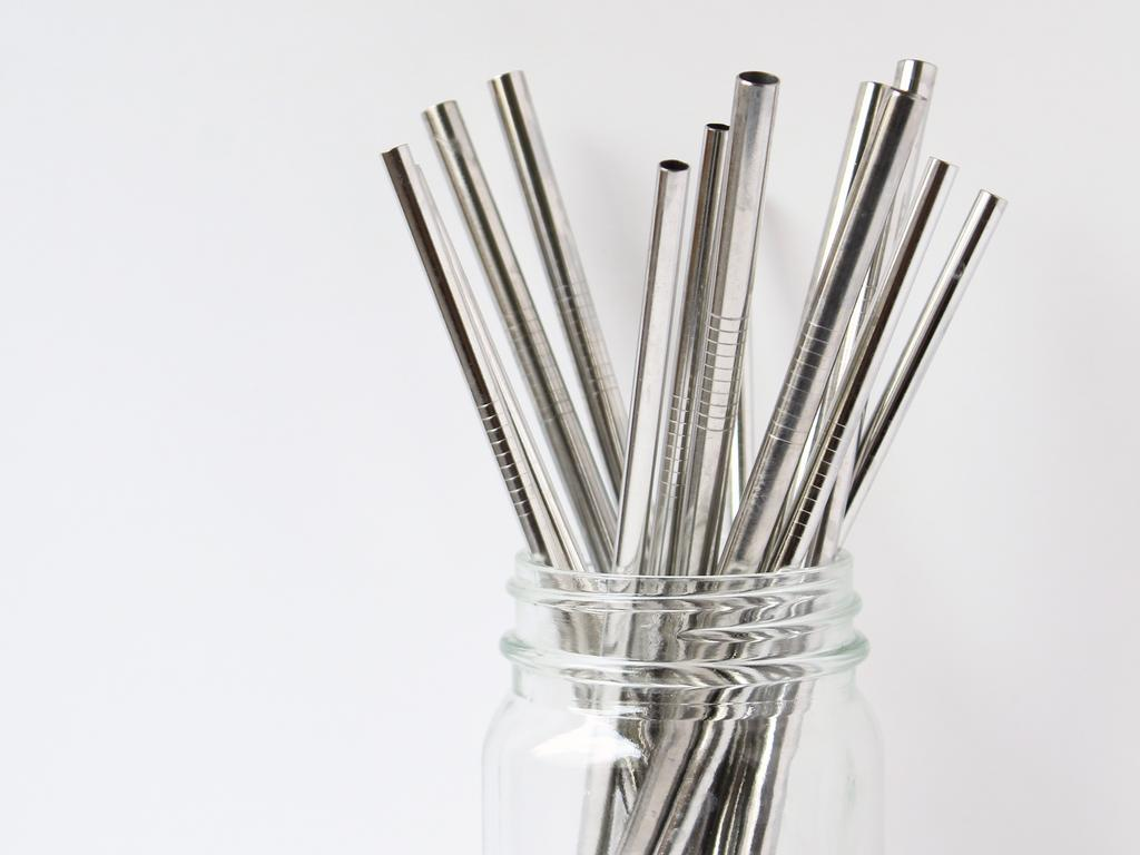 The eco straws have grown in popularity in recent years after an environmental push to cease plastic use.