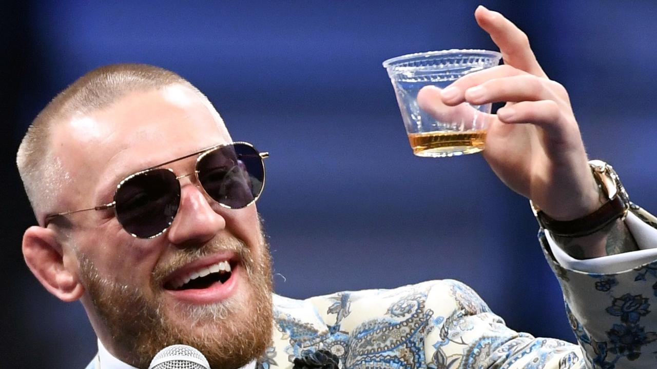 Conor McGregor has cashed in.