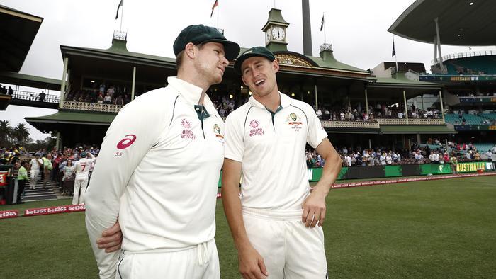 Australia v New Zealand - 3rd Test: Day 4