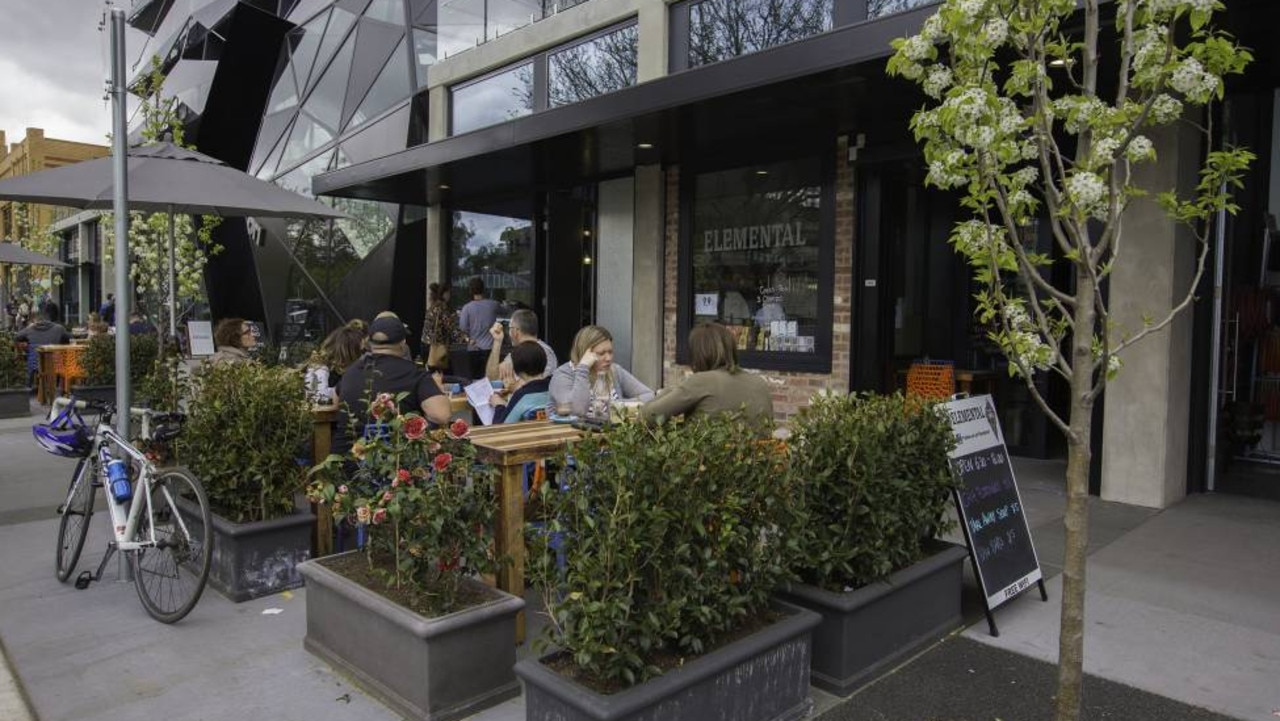 Braddon is the centre of all things cool.