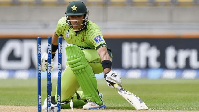 Misbah-ul-Haq shows no signs of slowing down.