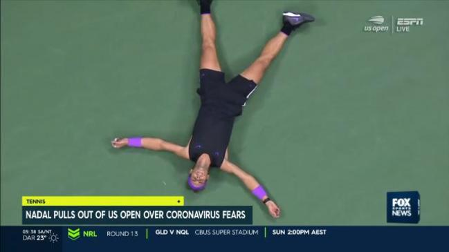 Nadal pulls out of US Open
