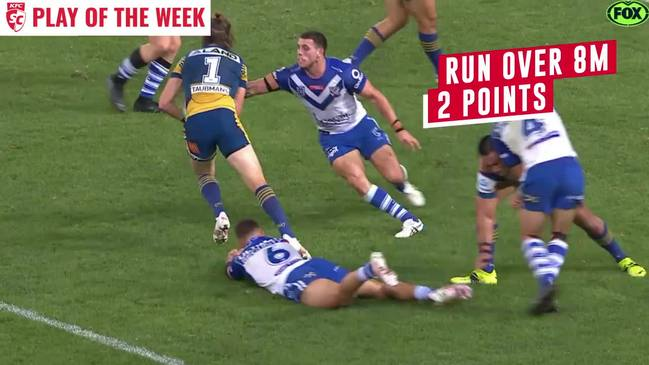 KFC SuperCoach NRL: Round 8 Play of the Week