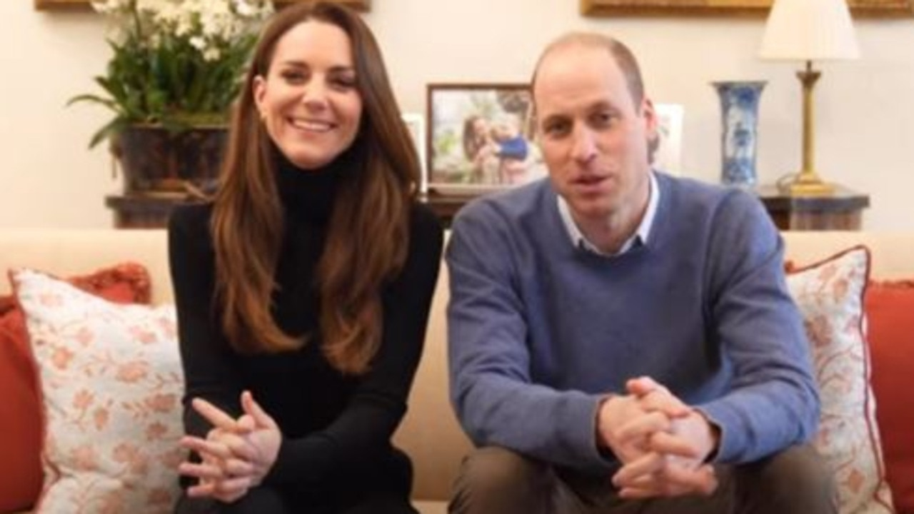 Kate Middleton and Prince William's popularity has boomed in the eyes of the public. Picture: YouTube
