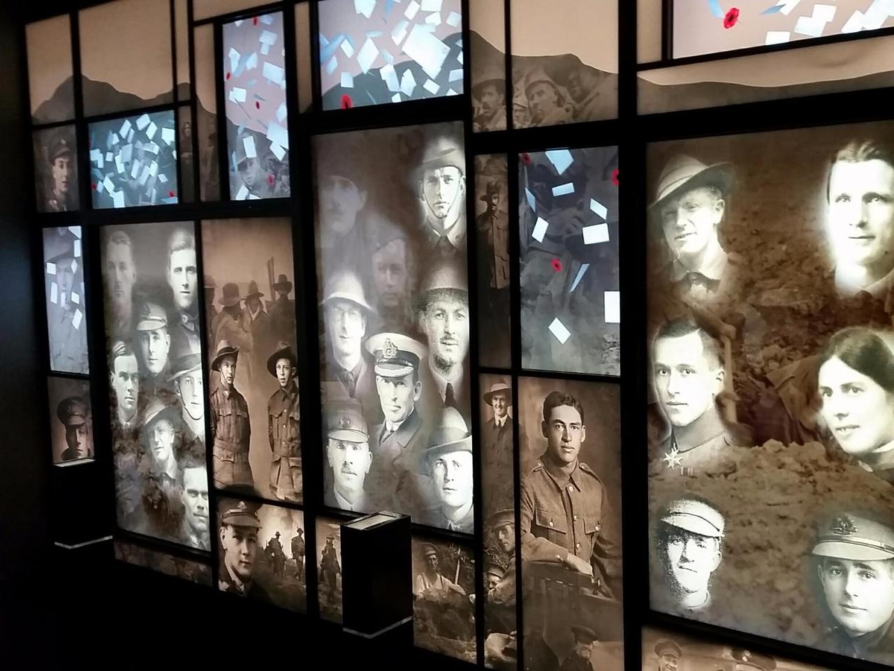 The National Anzac Centre in Albany was named Australia's No. 1 museum.