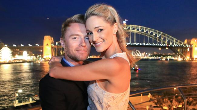 Ronan Keating puts meeting his wife down to divine intervention.