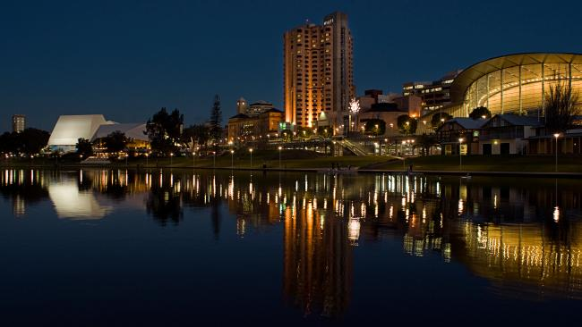 Make the most of Adelaide at night.