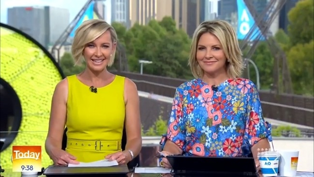 Today show hosts read out mean comments
