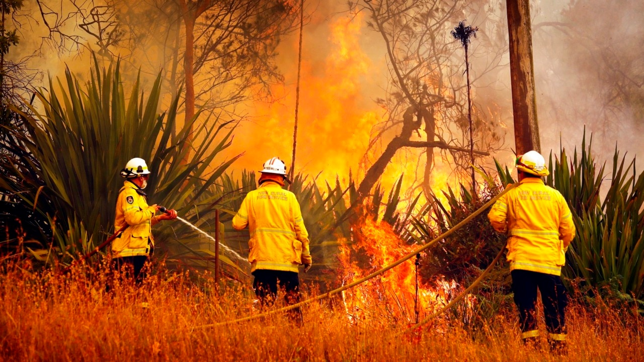 NSW volunteer firefighters to receive compensation