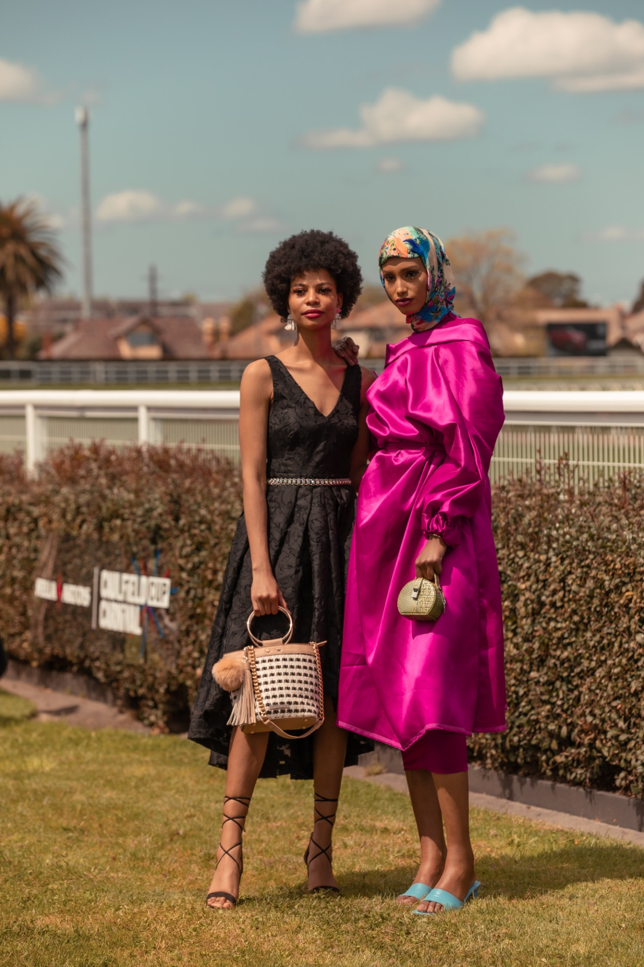 The best street style from the 2019 Caulfield Cup