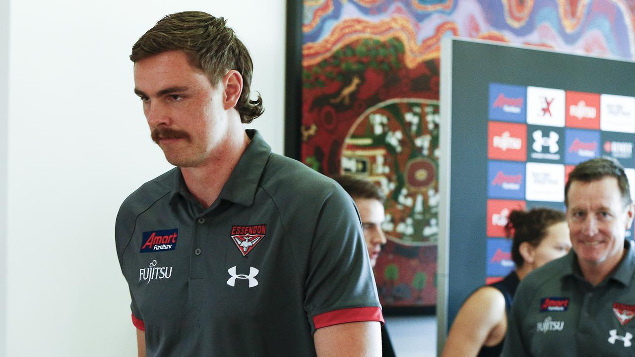 Joe Daniher is contracted until the end of 2020. Photo: Daniel Pockett/Getty Images.
