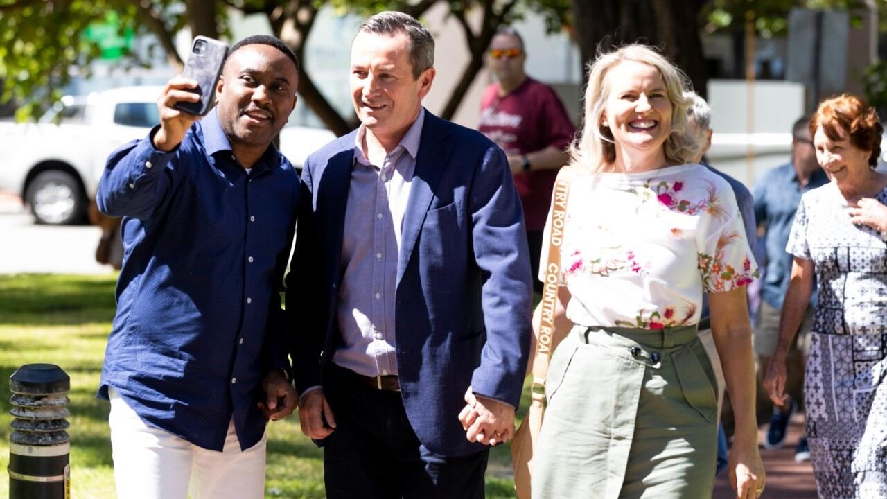 Australia has 'probably never seen' a premier as popular as McGowan