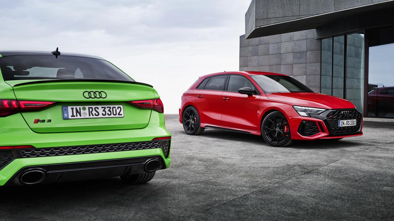 Audi's new RS 3 promises to be a cracking performance car.