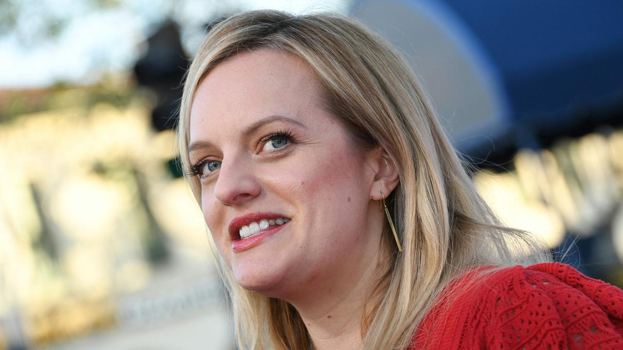 The show's star Elisabeth Moss has been a frequent award winner in the past. Picture: AFP