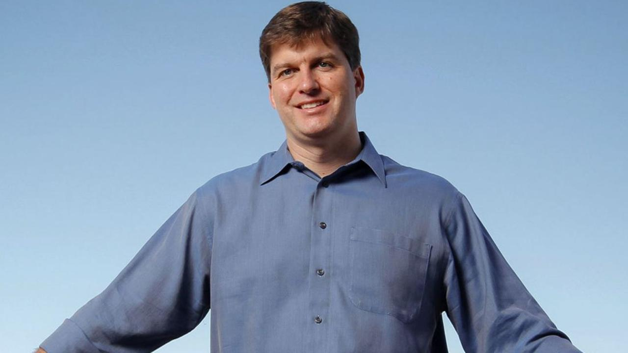 Michael Burry has warned that the financial market is at a pivotal moment. Picture: Bloomberg