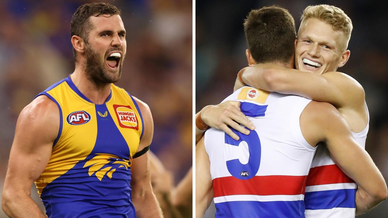 There's a new top two in Fox Footy's Power Rankings.