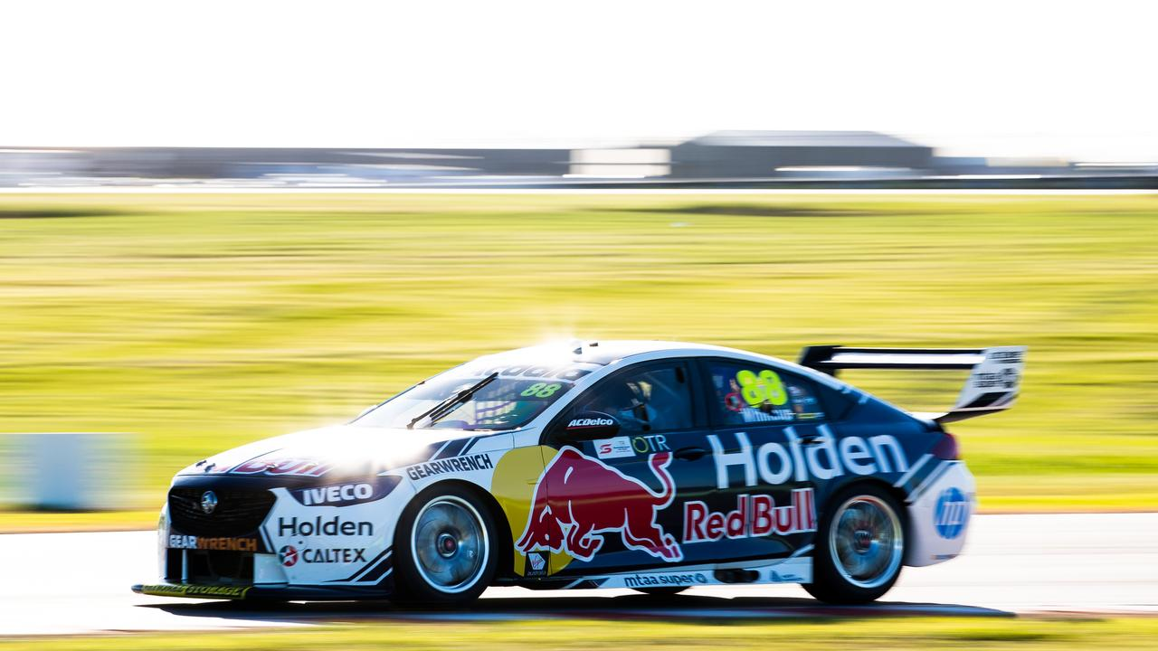 Holden Commodore Supercars package set for aero changes ahead of Auckland SuperSprint