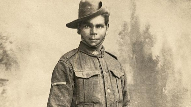 Indigenous soldier Charles Blackman (also known as Charles Graham) was one of the first Aboriginal men to enlist in World War I. He died and was buried in Charters Towers.