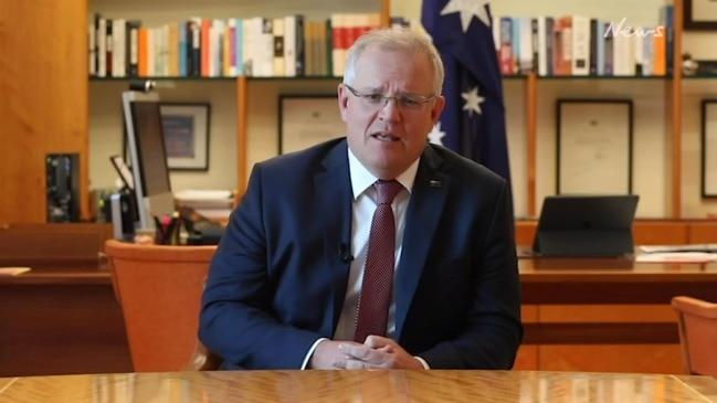 Prime Minister Scott Morrison's plea for teachers to return to the classroom
