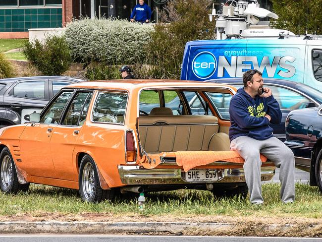 Fans and ex-Holden workers are to celebrating, and mourning, 70 years of manufacturing. Picture: AAP
