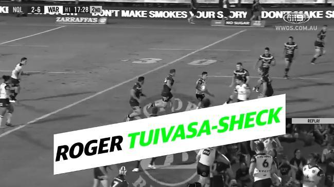 SuperCoach Play of the Week: Round 15 - Roger Tuivasa-Sheck