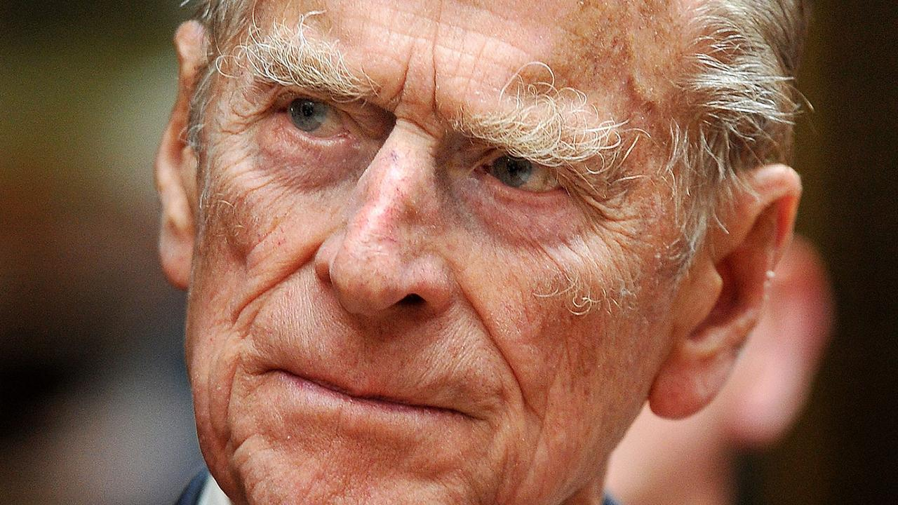 Queen Elizabeth II's husband, Prince Philip, died earlier this month at the age of 99. Picture: AFP