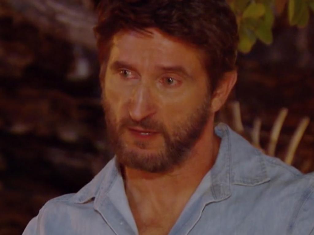 Jonathan confirmed it was an Australian Survivor first.