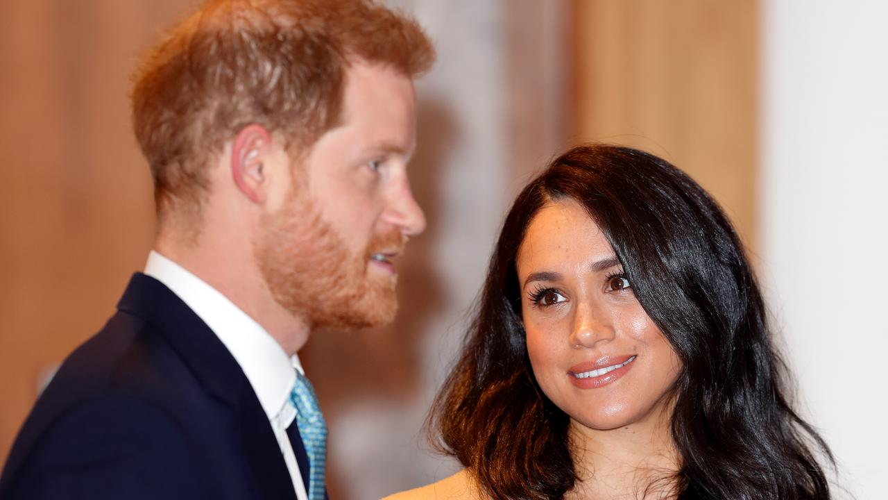 Meghan Markle only didn't kill herself because she didn't want Harry to 'lose another woman in his life'. Picture: Getty Images