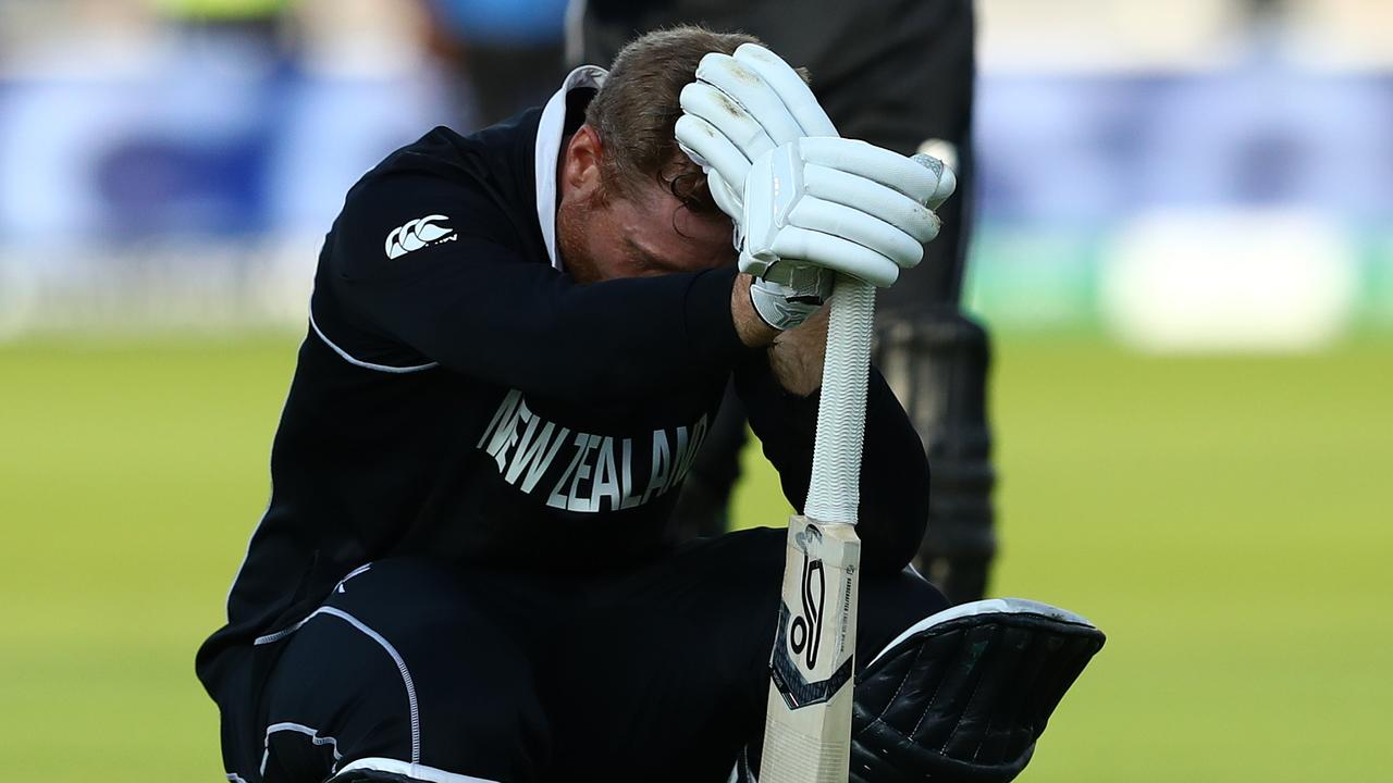 New Zealand lost the 2019 Cricket World Cup final on boundary countback.