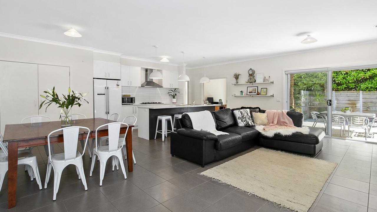 Inside Buzza's new Geelong home.